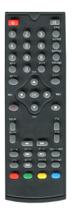 OPENFOX  T2 MINI SMART [DVB-T2] пульт ДУ Т2 тюнера - магазин Remote - Фото 1