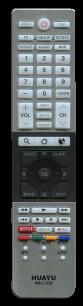 HUAYU TOSHIBA RM-L1328 универсальный [UNIVERSAL] оригинальный пульт ДУ универсальные - магазин Remote - Фото 1