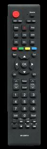 HISENSE ER-22601A / SUPRA ER-22601A [LCD, LED TV ] пульт ДУ  для телевизора - магазин Remote - Фото 1