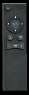 AIR MOUSE MX6 [AIR MOUSE] оригинальный пульт ДУ AIR MOUSE, гиро-пульты, bluetooth-пульты - магазин Remote - Фото 1