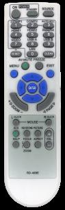 NEC RD-448E / NEC RD-450C  [PROJECTOR] оригинальный пульт ДУ для проекторов - магазин Remote - Фото 1