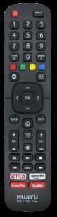 HUAYU HISENSE RM-L1335 Plus TV универсальный [UNIVERSAL] оригинальный пульт ДУ универсальные - магазин Remote - Фото 1