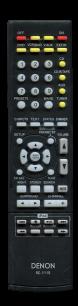 DENON RC-1115 [A/V RECEIVER] оригинальный пульт ДУ для музыкальных центров и аудио техники - магазин Remote - Фото 1