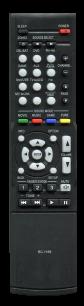 DENON RC-1168 [A/V RECEIVER] оригинальный пульт ДУ для музыкальных центров и аудио техники - магазин Remote - Фото 1