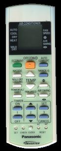 PANASONIC CWA75C3764 [Conditioner] оригинальный пульт ДУ для кондиционеров - магазин Remote - Фото 1