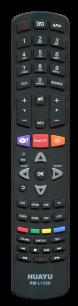 HUAYU TCL THOMSON RM-L1330 TV универсальный [UNIVERSAL]  оригинальный пульт ДУ универсальные - магазин Remote - Фото 1