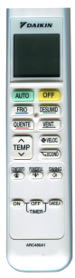 DAIKIN ARC480A1  [Conditioner] оригинальный пульт ДУ для кондиционеров - магазин Remote - Фото 1