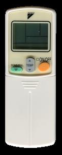 DAIKIN ARC423A1 [Conditioner] оригинальный пульт ДУ для кондиционеров - магазин Remote - Фото 1