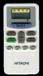 HITACHI KF-26GW HITACHI [Conditioner] оригинальный пульт ДУ для кондиционеров - магазин Remote - Фото 1
