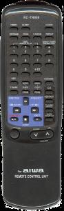 AIWA RC-TN999 [AUX] пульт ДУ для музыкальных центров и аудио техники - магазин Remote - Фото 1