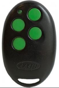 NERO SKETCH  4CH 315 MHz плавающий код [RF] оригинальный пульт ДУ для ворот и шлагбаумов - магазин Remote - Фото 1