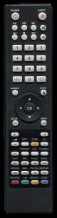 BBK RC2252 [TV+DVD] пульт ДУ  для телевизора - магазин Remote - Фото 1