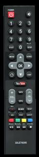 AIWA-SKYWORTH JH-16440 32LE7020S [LED TV] пульт ДУ  для телевизора - магазин Remote - Фото 1
