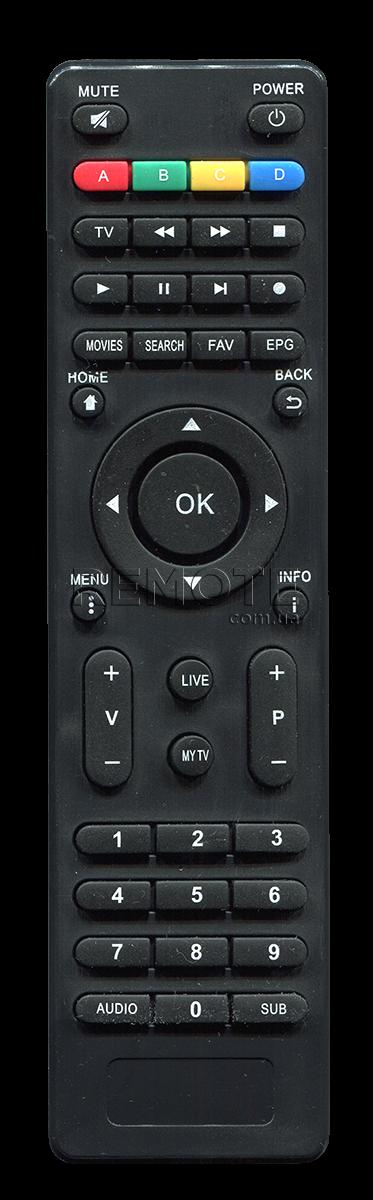 VIASAT TV-171 IPTV KYIVSTAR [IPTV Amlogic S805] для Смарт ТВ купить Киев | Цена в Украине