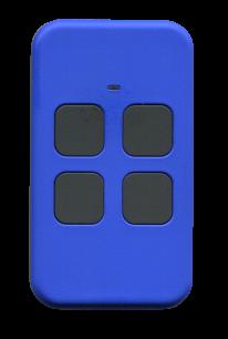 QN-RS467 универсальный обучаемый мультичастотный 315 / 330 / 433.92 / 868Mhz [RF UNIVERSAL] оригинальный пульт ДУ для ворот и шлагбаумов - магазин Remote - Фото 1