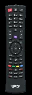 HUAYU REINFORD RM-L1385 / VESTEL RM-L1385 LCD TV универсальный [UNIVERSAL] оригинальный пульт ДУ универсальные - магазин Remote - Фото 1