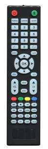 SATURN AL52D-B / SUPRA AL52D-B /  HARPER AL52D-B  [ LED TV ] пульт ДУ  для телевизора - магазин Remote - Фото 1