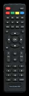 WORLD VISION FOROS COMBO T2 / S2 [DVB-T2] пульт ДУ Т2 тюнера - магазин Remote - Фото 1
