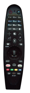 HUAYU LG RM-G3900 MAGIC MOTION (VER.2) универсальный [UNIVERSAL] оригинальный пульт ДУ универсальные - магазин Remote - Фото 1
