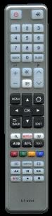 TOSHIBA CT-8054 [LCD, LED TV] пульт ДУ  для телевизора - магазин Remote - Фото 1