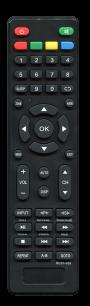 AKAI RC01-V59  / BRAVIS RC01-V59 [ LCD, LED TV ] пульт ДУ  для телевизора - магазин Remote - Фото 1
