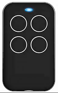 EVO2 универсальный обучаемый мультичастотный 315/330/433.92/868Mhz [RF UNIVERSAL] оригинальный пульт ДУ для ворот и шлагбаумов - магазин Remote - Фото 1