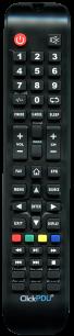BRAVIS/DEXP/DNS LCD TV (корп. sam 00581A) универсальные - магазин Remote - Фото 1