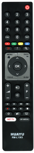 HUAYU GRUNDIG RM-L1383 LED/LCD TV (корп. TP7) универсальный [UNIVERSAL] оригинальный пульт ДУ универсальные - магазин Remote - Фото 1