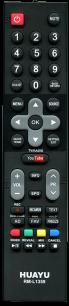 HUAYU SUPRA/AIWA/DAEWOO/HARPER RM-L1359 ( корп. 32LE7020S) универсальные - магазин Remote - Фото 1