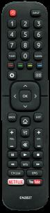 HISENSE  EN2B27 [TV] пульт ДУ  для телевизора - магазин Remote - Фото 1