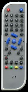 EUROSAT  K16   как орг Т2 тюнера - магазин Remote - Фото 1