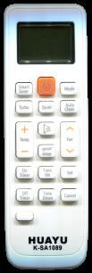 HUAYU SAMSUNG K-SA1089  универсальный [UNIVERSAL for Conditioner] оригинальный пульт ДУ для кондиционеров - магазин Remote - Фото 1