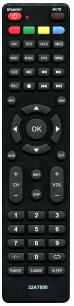 AKAI/DEXP  32A7000 как ориг  для телевизора - магазин Remote - Фото 1