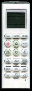 LG AKB73456114 [Conditioner] пульт ДУ для кондиционеров - магазин Remote - Фото 1