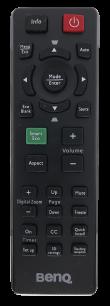 BENQ 5J.J9T06.001-RCX012 [PROJECTOR] оригинальный пульт ДУ для проекторов - магазин Remote - Фото 1