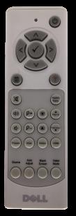 DELL TSKB-IR02  [PROJECTOR] оригинальный пульт ДУ для проекторов - магазин Remote - Фото 1