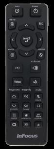 InFocus HW-NAVIGATOR-4/J8947-0319-00 [PROJECTOR] оригинальный пульт ДУ для проекторов - магазин Remote - Фото 1