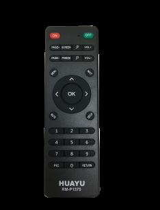 HUAYU RM-P1375 универсальный для проекторов [UNIVERSAL PROJECTOR ] оригинальный пульт ДУ универсальные - магазин Remote - Фото 1