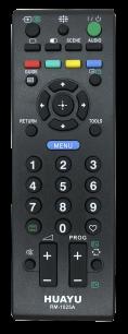HUAYU SONY RM-1025A корп RM-ED017 LCD TV универсальные - магазин Remote - Фото 1