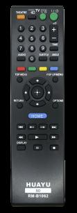 HUAYU SONY RM-B1062 корп RMT-B107P BLU RAY универсальные - магазин Remote - Фото 1