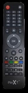 iNEXT HD1/3D KID [MEDIA PLAYER] оригинальный пульт ДУ для IPTV, smart TV, Android тв приставок - магазин Remote - Фото 1