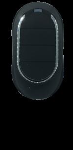 An-Motors AT-4N 433MHz плавающий код [RF] оригинальный пульт ДУ для ворот и шлагбаумов - магазин Remote - Фото 1