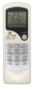 Chigo ZH/LT-01  DEKKER  ZH/LT-01 пульт ДУ для кондиционера для кондиционеров - магазин Remote - Фото 1