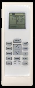 Electrolux RG01 BGCEF-EKBR пульт ДУ для кондиционера для кондиционеров - магазин Remote - Фото 1