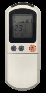 McQuay G4A пульт для кондиционера [Conditioner] пульт ДУ для кондиционеров - магазин Remote - Фото 1