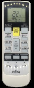 FUJITSU AR-RY12 пульт для кондиционера для кондиционеров - магазин Remote - Фото 1
