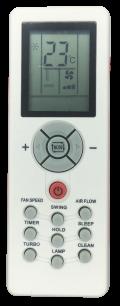 CHIGO ZH GT-01 пульт для кондиционера [Conditioner] пульт ДУ для кондиционеров - магазин Remote - Фото 1