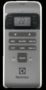 ELECTROLUX VER.1 пульт ДУ для кондиционера для кондиционеров - магазин Remote - Фото 1
