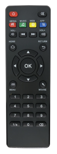 IPTV HD W95 Android 7.1TV MUSIC [IPTV, ANDROID TV BOX] оригинальный пульт ДУ для IPTV, smart TV, Android тв приставок - магазин Remote - Фото 1