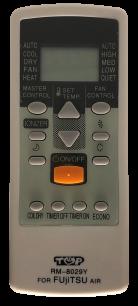FUJITSU RM-8029Y универсальный пульт ДУ для кондиционера для кондиционеров - магазин Remote - Фото 1